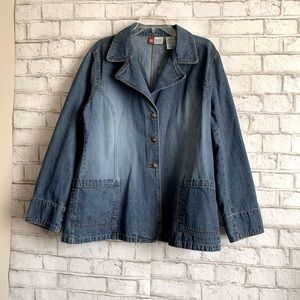 FADED GLORY 1972 Special Edition Faded Jean Jacket